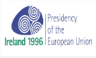 Logo from Ireland's Presidency in 1996