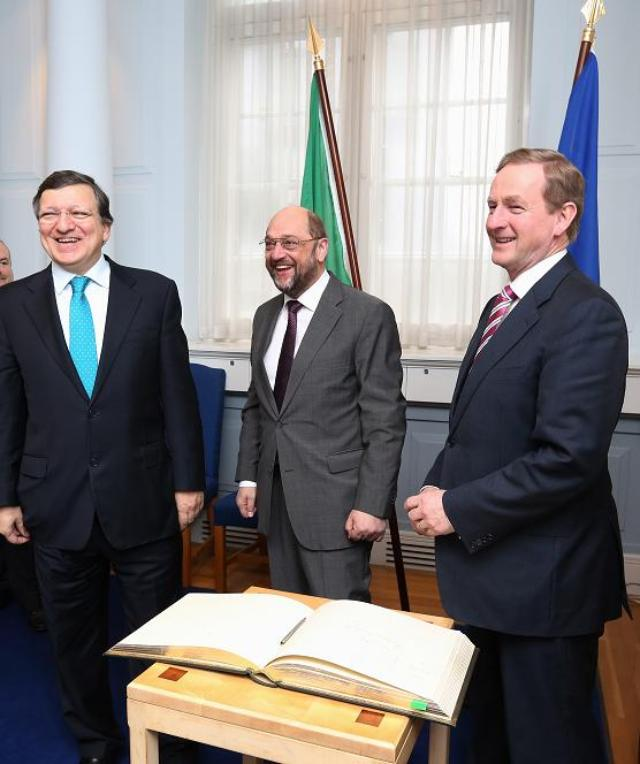 20130228 Visit of Presidents Barroso and Schulz 2