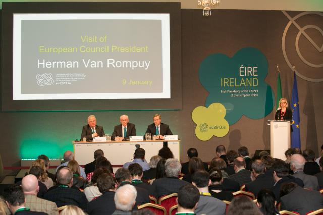 20130109 Visit of the European Council President Van Rompuy 17