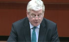 Tánaiste and Minister for Foreign Affairs and Trade, Eamon Gilmore, outlines Irish Presidency Priorities to GAC