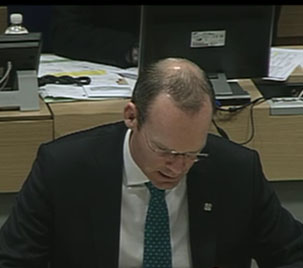 Minister Simon Coveney outlines Irish Presidency Priorities in Agrifish to the Council